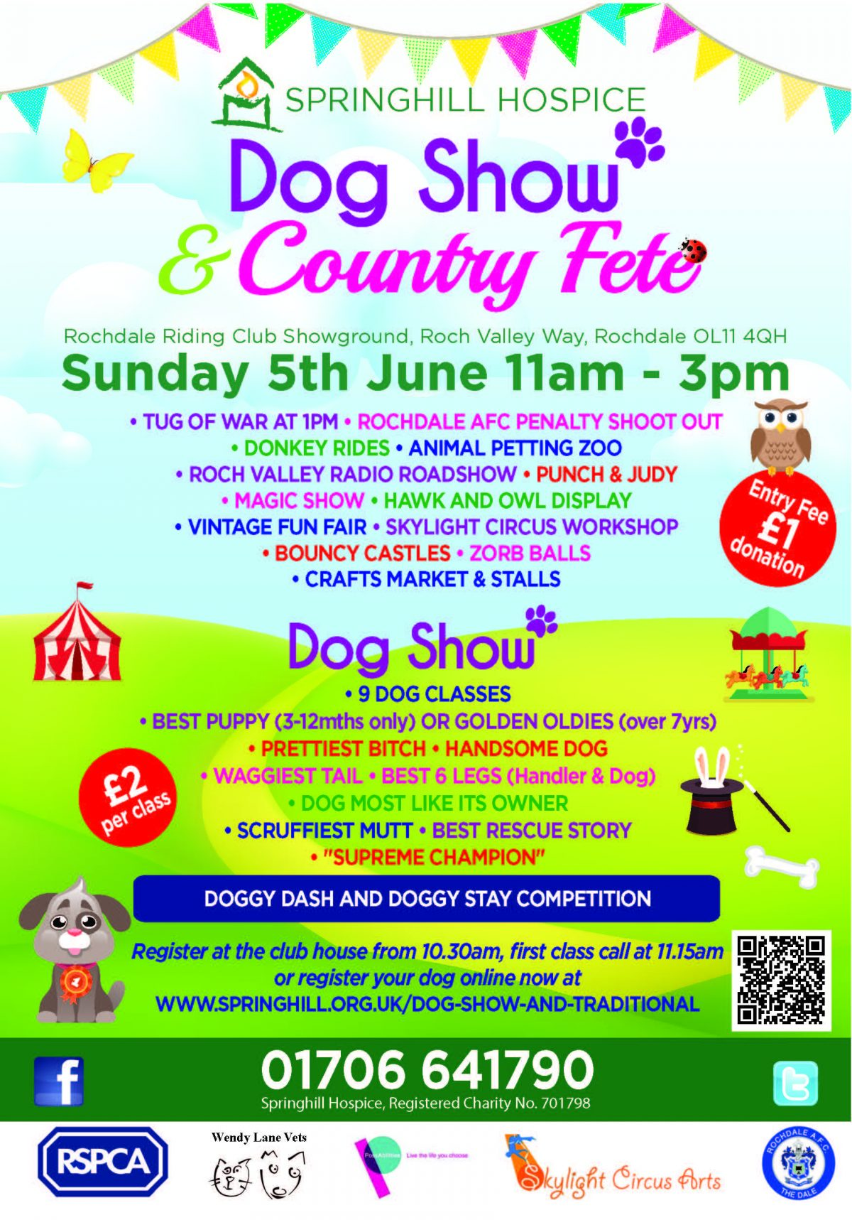Springhill Dog Show and Country Fate
