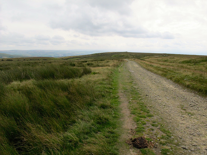 View from Rooley Moor #3