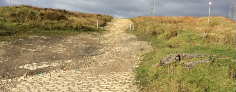 The Cotton Famine Road